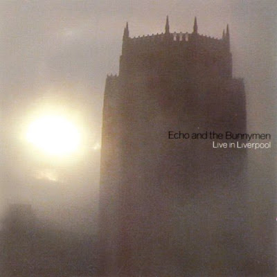 DVD: Echo and the Bunnymen – Live in Liverpool [2002]
