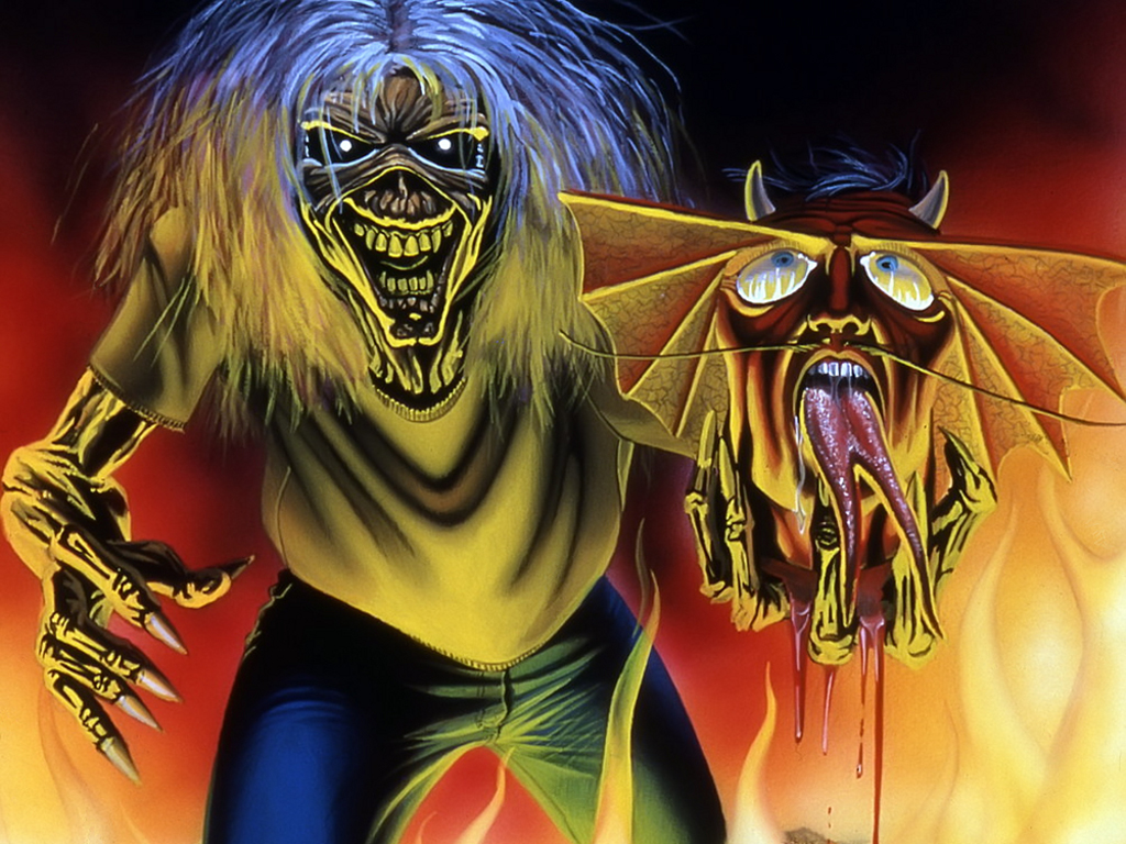War Room: Iron Maiden – The Number of the Beast [1982]