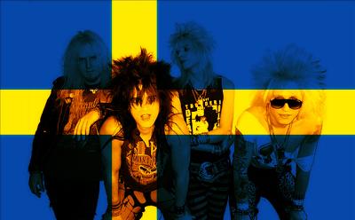 Cinco Discos Para Conhecer: o hard rock sueco