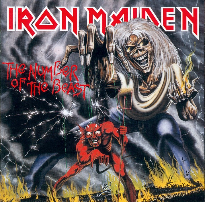 Por que Iron Maiden? 30 Anos de The Number of the Beast