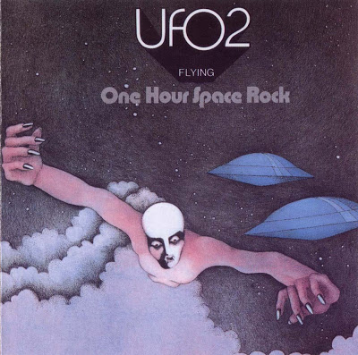 War Room: UFO – UFO 2: Flying [1971]