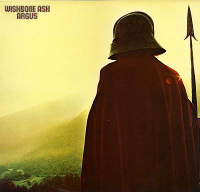 Datas Especiais: 40 anos de Argus (Wishbone Ash)