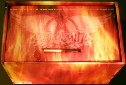 Box Set: Aerosmith – Box of Fire [1994]