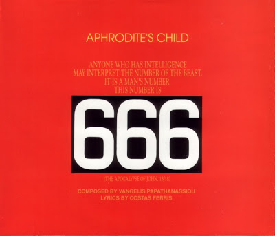 Datas Especiais: 40 anos de 666 – The Apocalypse of John, 13/18 (Aphrodite's Child)