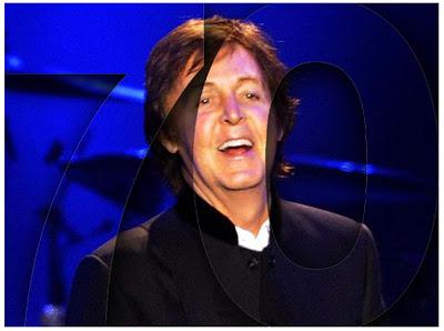 Datas Especiais: 70 anos de Paul McCartney