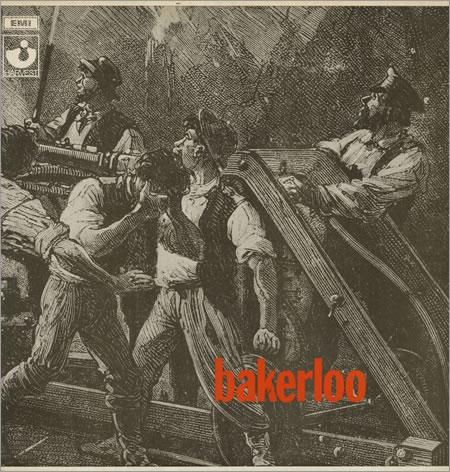 Clássicos da Harvest: Bakerloo – Bakerloo [1969]
