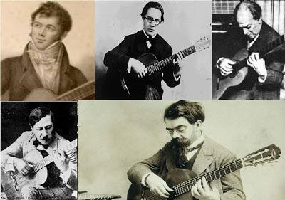 História da Guitarra