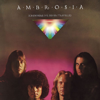Ambrosia – Somewhere I've Never Travelled [1976]