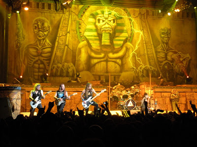 Shows inesquecíveis: Iron Maiden (Porto Alegre, 05/03/2008)