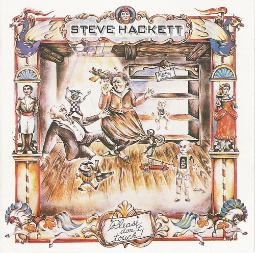 Maravilhas do Mundo Prog: Steve Hackett – Please Don't Touch [1976]