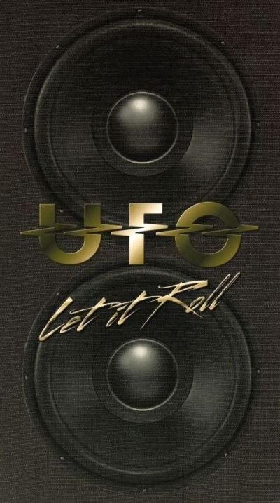 Box Set: UFO – Let it Roll [2010]