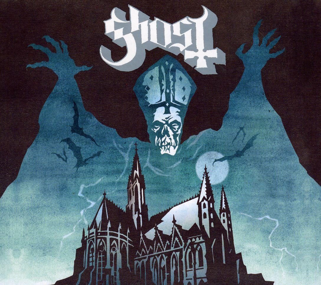Direto do  Forno: Ghost – Opus Eponymous [2010]