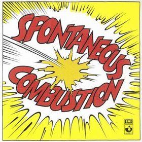 Clássicos da Harvest: Spontaneous Combustion – Spontaneous Combustion [1972]