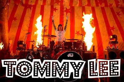 Cinco Discos Para Conhecer: Tommy Lee
