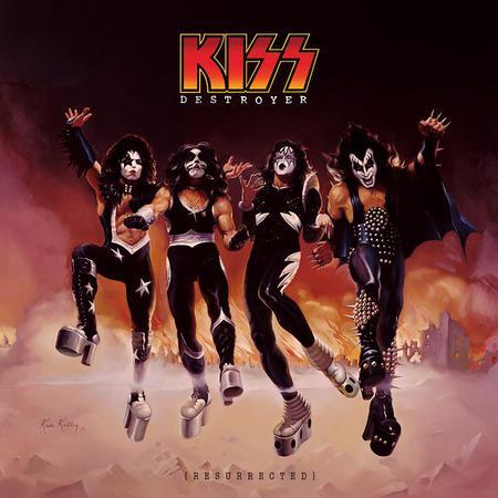 Direto do Forno: Kiss – Destroyer: Ressurected [2012]