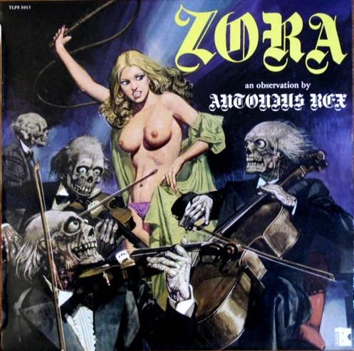 Maravilhas do Mundo Prog: Antonius Rex – Zora [1977]
