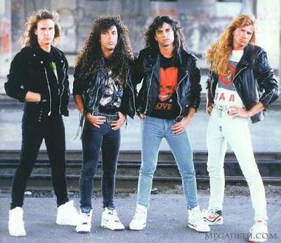 Discografias Comentadas: Megadeth – Parte II