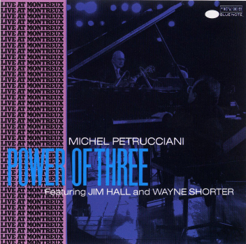 A Little Respect: Michel Petrucciani – The Power of Three [1986]