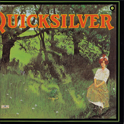 Maravilhas do Mundo Prog: Quicksilver Messenger Service – Edward (The Mad Shirt Grinder) [1969]