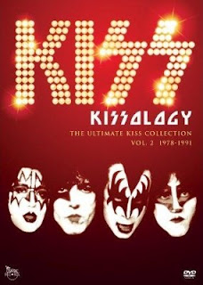 DVD: Kiss – Kissology Vol 2 1978-1991 (2007)
