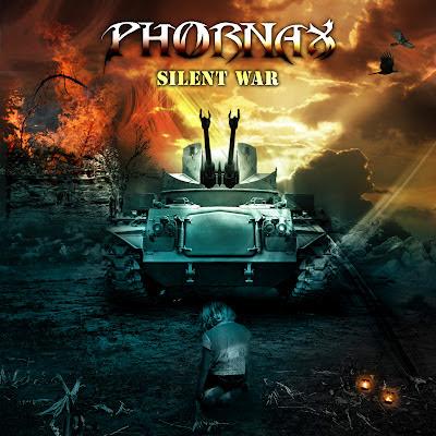 Direto do Forno: Phornax – Silent War [2012]