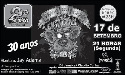 Review Exclusivo: Ratos de Porão (Porto Alegre, 17 de setembro de 2012)