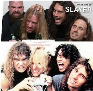Discografias Comentadas: Slayer – Parte II