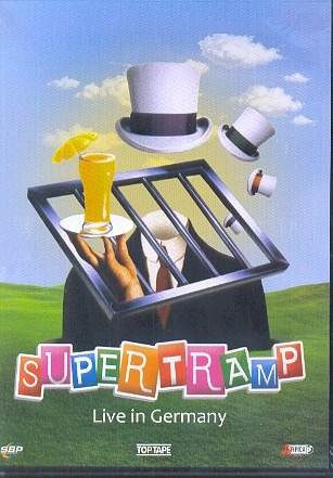 DVD: Supertramp – Live in Germany [1983]