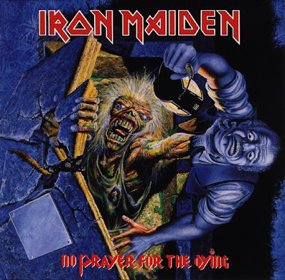Discos que Parece que Só Eu Gosto: Iron Maiden – No Prayer for the Dying [1990]