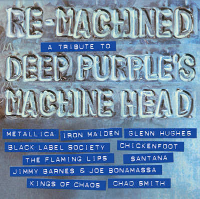 Re-Machined: A Tribute to Deep Purple's Machine Head [2012]