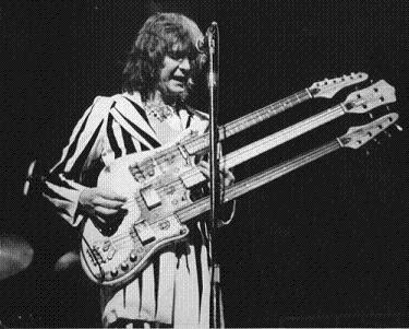 R. I. P. CHRIS SQUIRE [04/03/1948 – 28/06/2015]