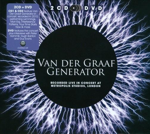 Van der Graaf Generator – Live at Metropolis Studios, London [2011]