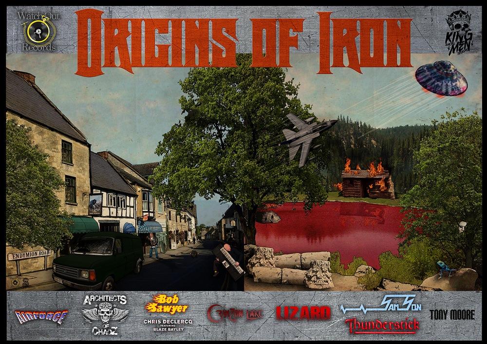 Origin of Iron [2015]