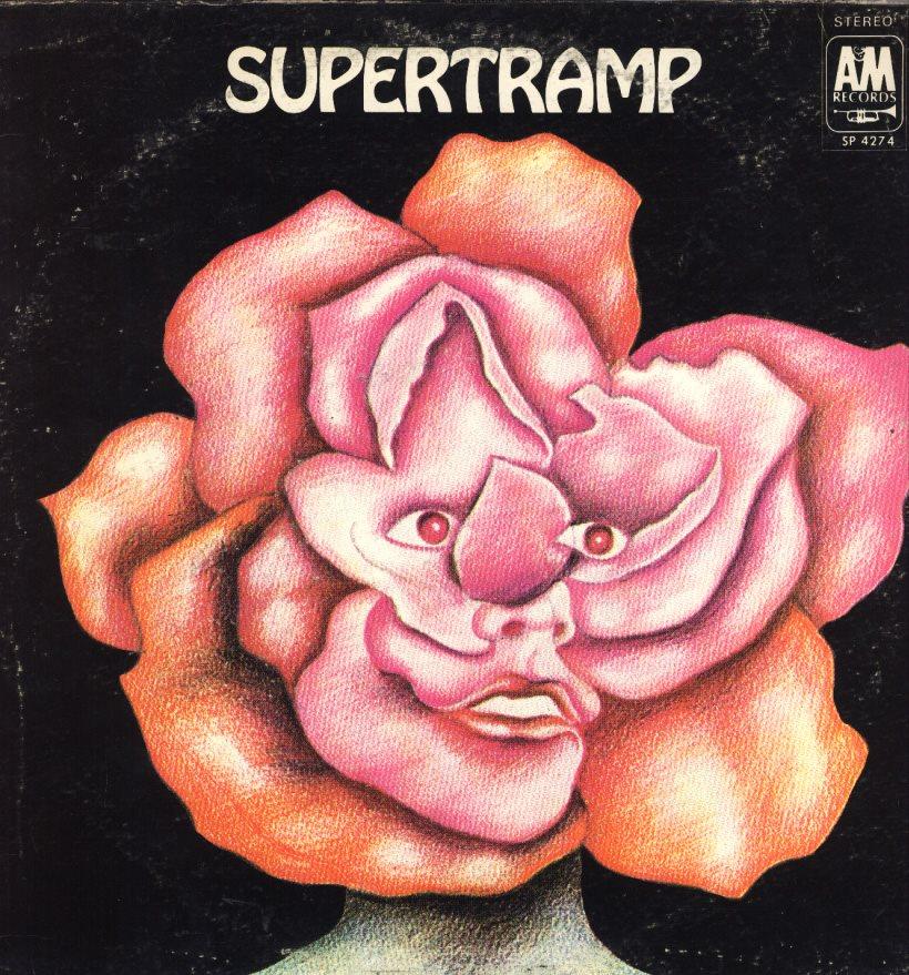 Discos que Parece que só Eu Gosto: Supertramp – Supertramp [1970]