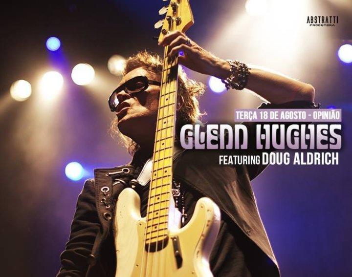 Review Exclusivo: Glenn Hughes (Porto Alegre, 18 de agosto de 2015)