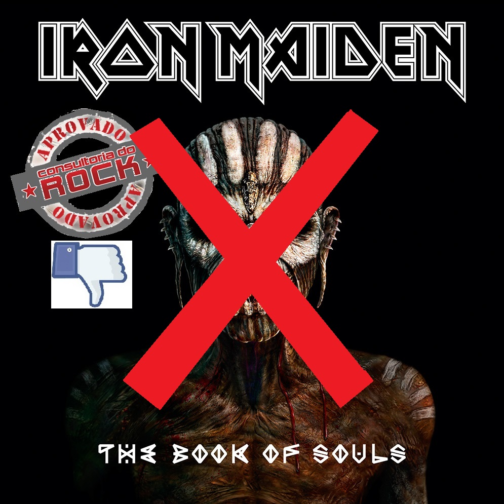 Test Drive: Iron Maiden – Book of Souls [2015]