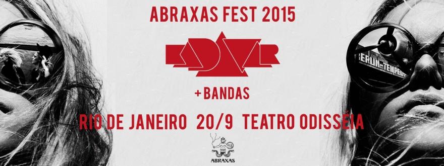 Review Exclusivo: Abraxas Fest (Rio de Janeiro, 20 de setembro de 2015)
