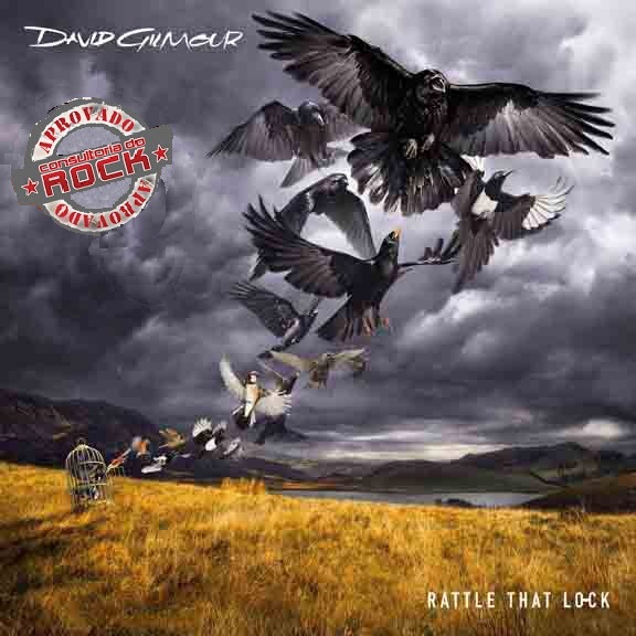 Test Drive: David Gilmour – Rattle That Lock [2015]