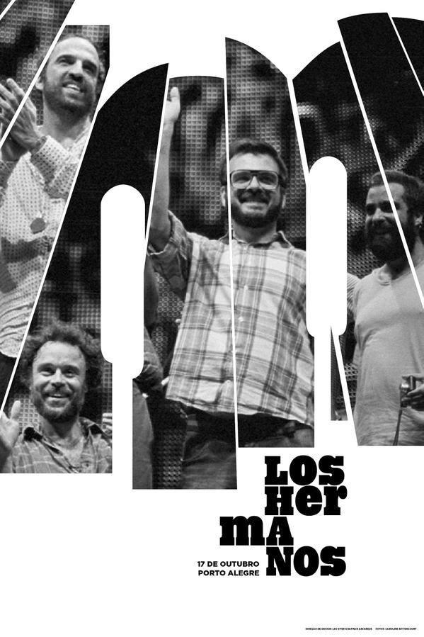 Review Exclusivo: Los Hermanos (Porto Alegre, 17 de outubro de 2015)