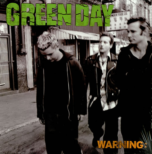 Green Day – Warning: [2000]