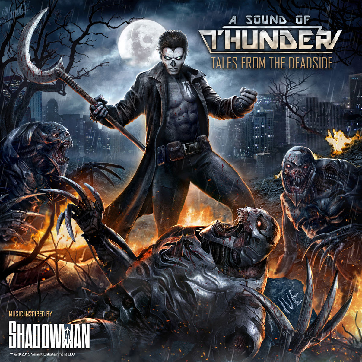 A Sound of Thunder – Tales From the Deadside [2015]