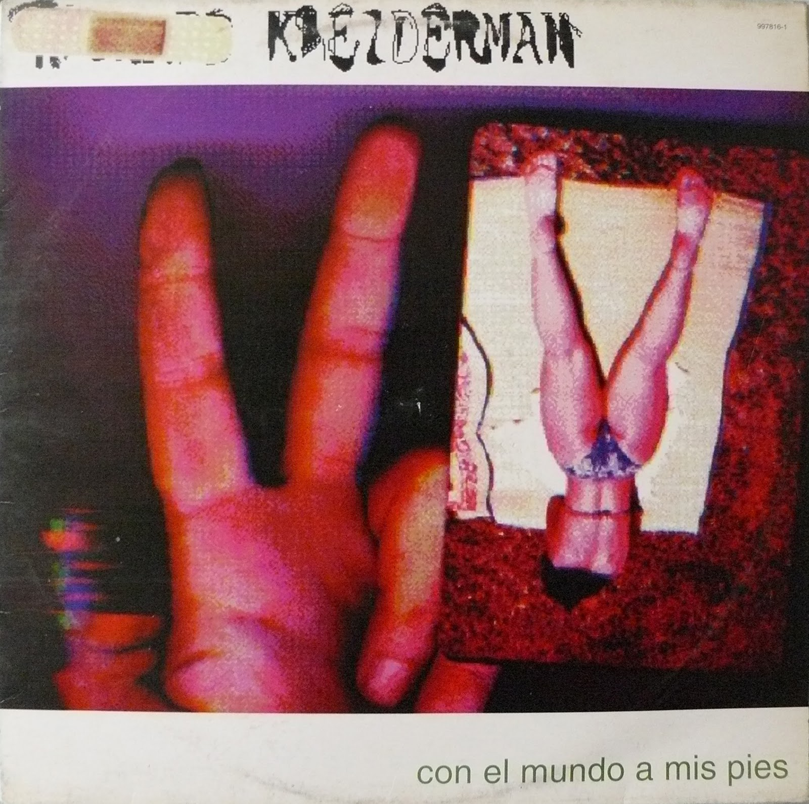 Kleiderman – Con El Mundo A Mis Pies [1994]