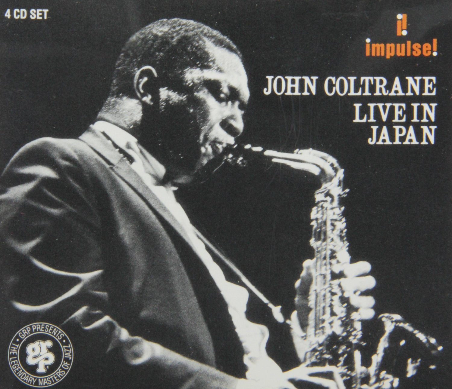 Box Set: John Coltrane – Live in Japan [1991]