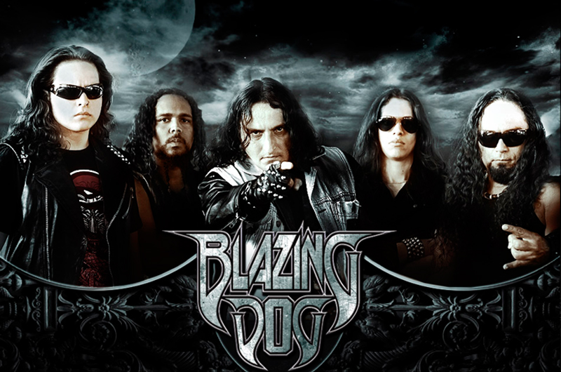 Blazing Dog – Age of the Beast [2015]