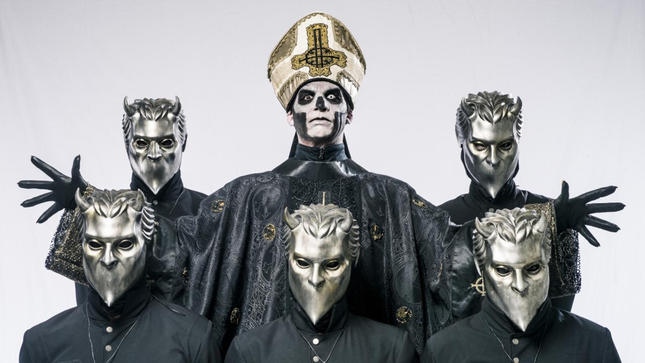 Resultado de imagem para Ghost banda
