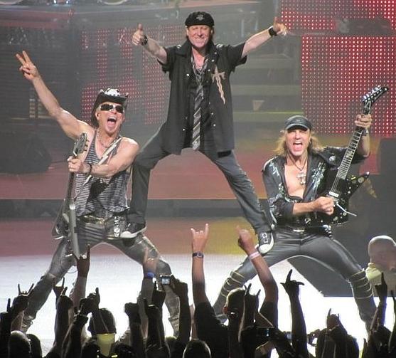 Discografias Comentadas: Scorpions [Parte 2]