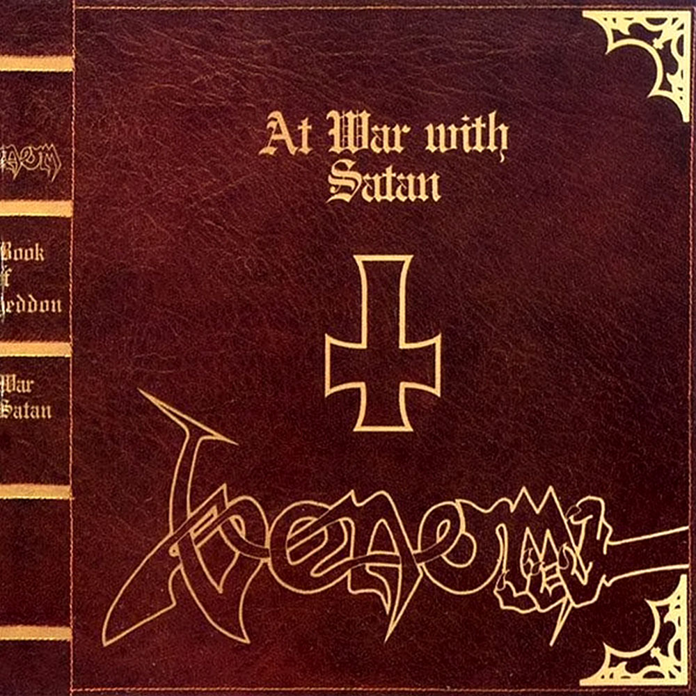 Venom – At War With Satan [1984]