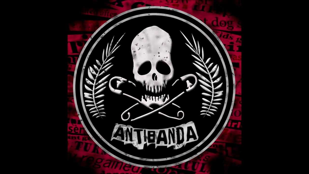 Antibanda – Antibanda [2014]