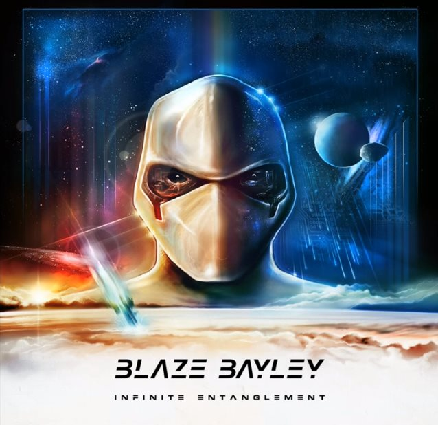 Blaze Bayley – Infinite Entanglement [2016]
