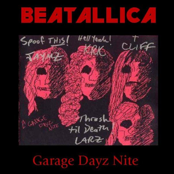 Garage-Dayz-Nite-cover
